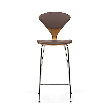 White Oak Rift Cut frame / Vincenza Leather VZ-2115 Upholstery