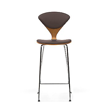 White Oak Rift Cut frame / Sabrina Leather Coffee Bean Upholstery