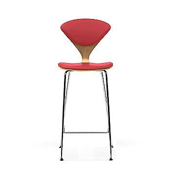 Red Gum frame / Sabrina Leather Carmen Upholstery