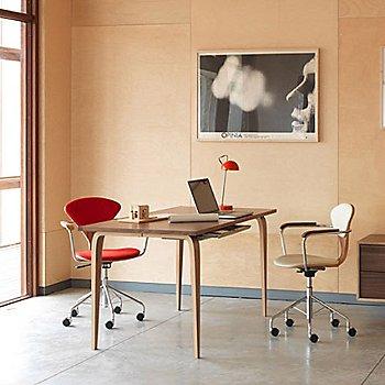 Cherner Studio Desk / in use