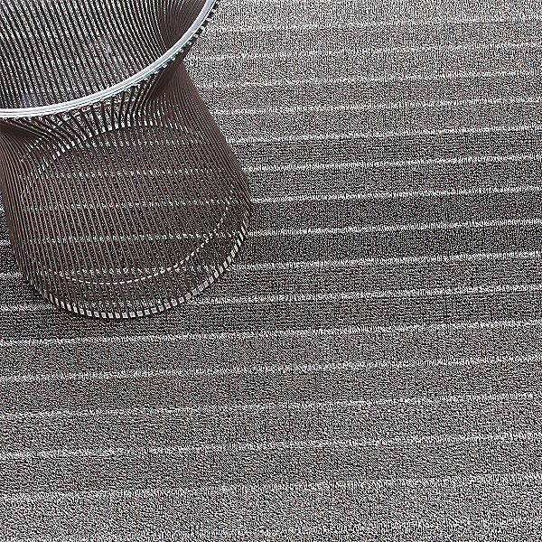 Block Stripe Shag Doormat