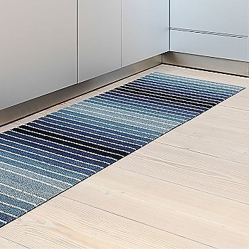 Shown in Denim, Utility Rug size (multiples)