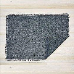 Market Fringe Woven Floor Mat