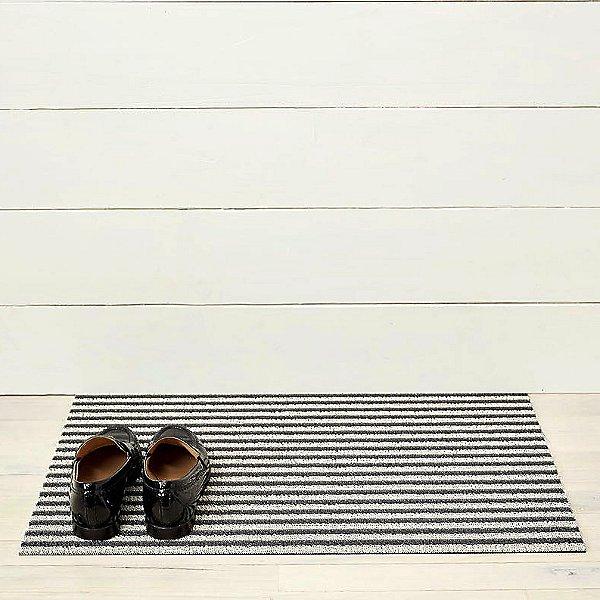Breton Shag Stripe Door Mat
