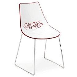 Jam Chair - Metal Sled Base