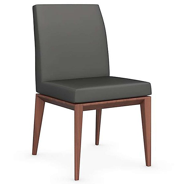 Bess Low Leather Chair
