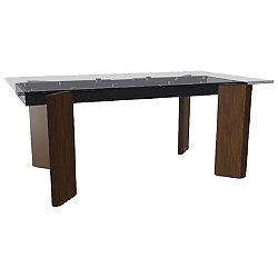 Tower Wood Extension Table