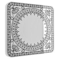 Damasco Mirror (Grey/Medium) - OPEN BOX RETURN