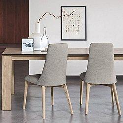 Etoile Chair (Walnut/Denver Sand) - OPEN BOX RETURN