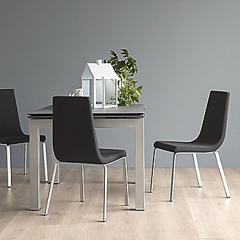 Cruiser Leather Chair with Baron Extending Table
