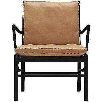 Oak - Black finish / SIF 95 Leather