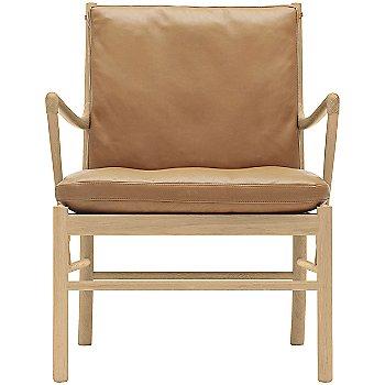 Oak - White Oiled finish / SIF 95 Leather