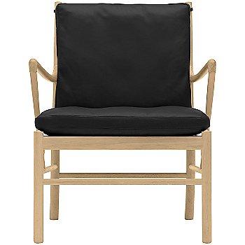 Oak - White Oiled finish / SIF 98 Leather