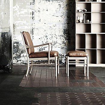 SIF 95 Leather / Oak finish
