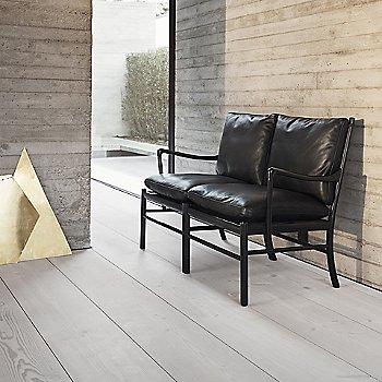 Oak Black finish / SIF 98 Leather
