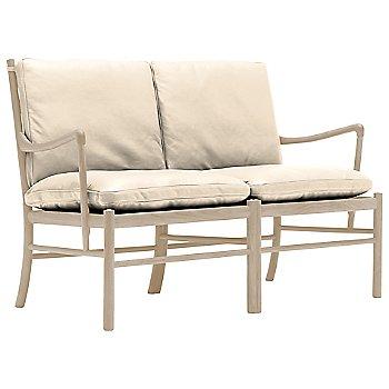Oak - White Oiled finish / SIF 90 Leather