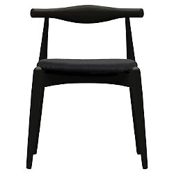 CH20 Elbow Chair - Black Edition