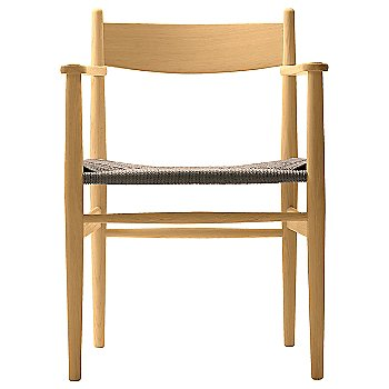 Natural Paper Cord seat / Oak - Oiled finish