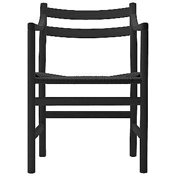 Beech - Black frame finish / Black Paper Cord seat