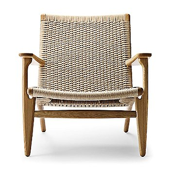Oak - Oiled frame finish / Natural Paper Cord seat