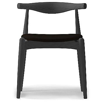 Leather Loke-7150 Frame / Oak - Black Finish