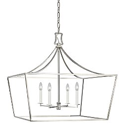 Southold Wide Pendant Light