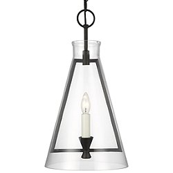 Keystone Pendant Light
