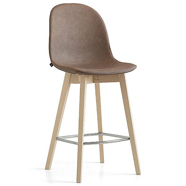 Academy W Upholstered Stool