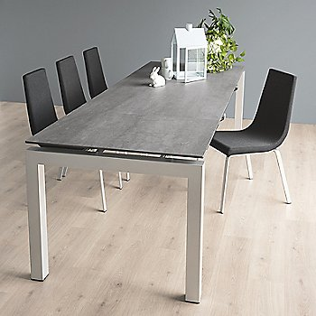 Airport Extending Table with Cruiser chair