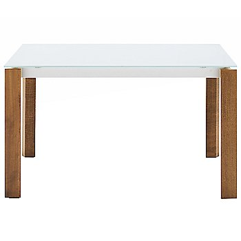 Eminence Extension Dining Table, Wood Legs 63-83 In.