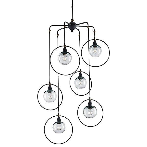 Moorsgate Multi Light Pendant Light