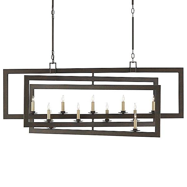 Middleton Linear Suspension Light