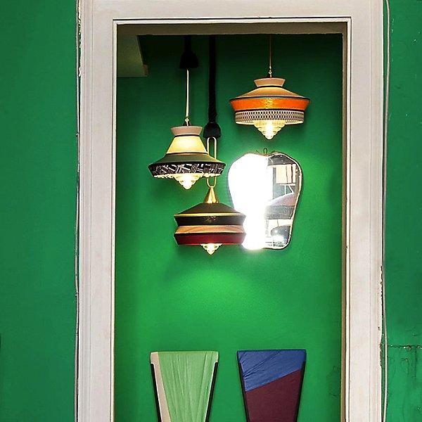 Calypso Antigua Pendant Light