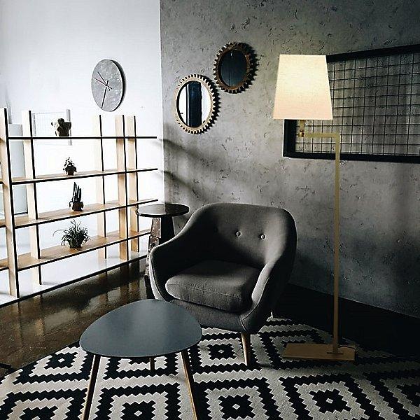 Quadra Reading Floor Lamp