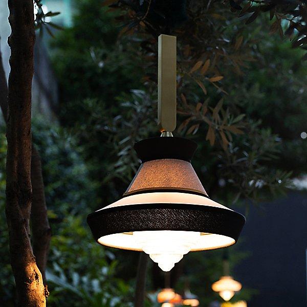 Calypso Outdoor Guadalupe Pendant Light