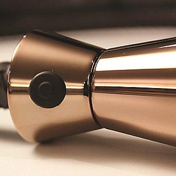 Polished Copper Bronze finish, detail