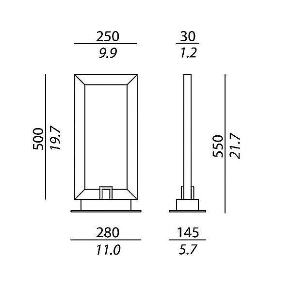 Uffizi LED Table Lamp