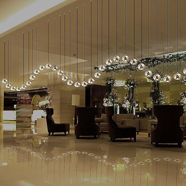 Kubric LED Pendant Light