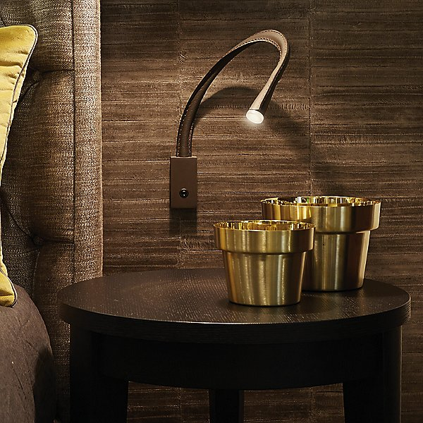 FlexiLED Leather Wall Sconce