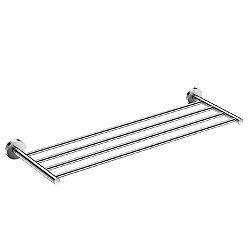 Trendy Bracket Shelf Towel Rack