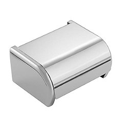 Architect Toilet Paper Holder with Cover