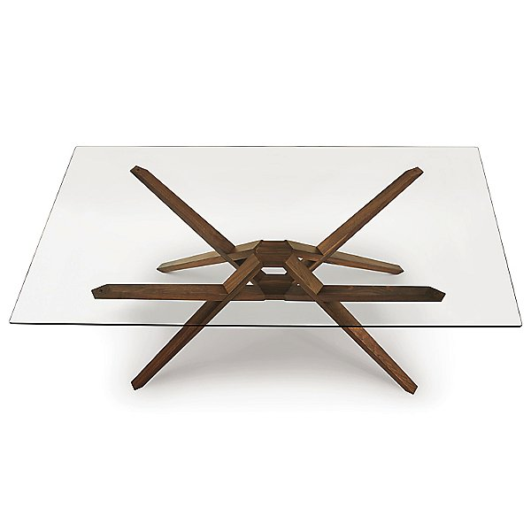 Exeter Glass Dining Table