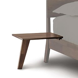 Linn Attached Nightstand