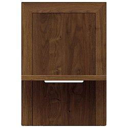 Moduluxe Shelf Nightstand for Moduluxe 35-Inch Storage Bed