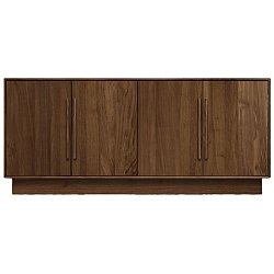 Moduluxe Four-Door Dresser, 29-Inch High
