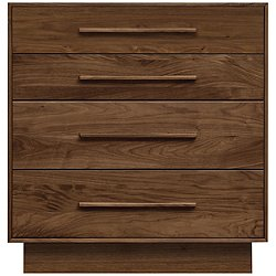 Moduluxe Four-Drawer Dresser, 35-Inch High