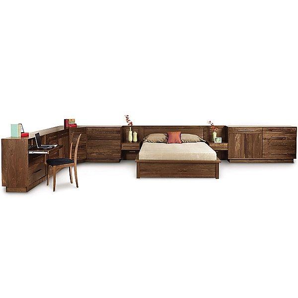 Moduluxe Four-Drawer Dresser, 35-Inch High