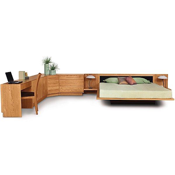 Moduluxe Shelf Nightstand for 29-Inch Moduluxe Bed