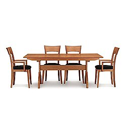 Sarah Trestle Extension Table, 72 X 38 Inches