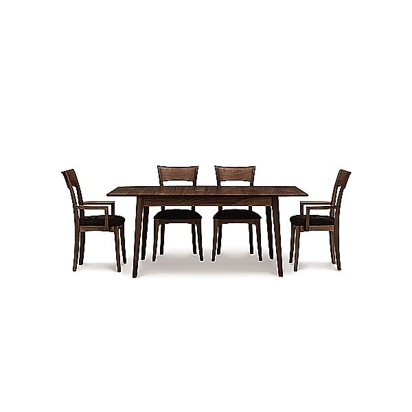 Catalina Four Leg Extension Table, 66 X 40 Inches